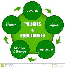 Policies and procedures 4
