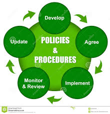 Policies and procedures 4